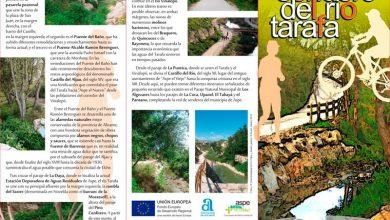 Photo of #Aspe: Medio Ambiente crea una guía de senderos para  impulsar el turismo ecológico