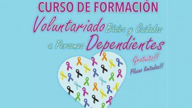 Photo of #Villena: Curso de voluntariado para atender a personas dependientes en Villena