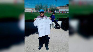 Photo of #Aspe: Se nos fue un caballero del fútbol base