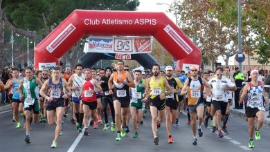 Photo of #Aspe: El Club Atletismo Aspis organiza la XXXIV Media Maratón Popular