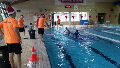 Photo of #Aspe: Nuevas inscripciones para los cursos de natación en la piscina municipal