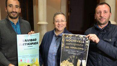 Photo of #Novelda: El Vinalopó celebra la Nochevieja anticipada en Novelda