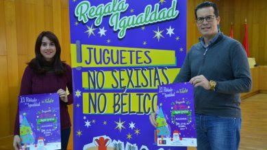Photo of #Elda: La Carpa de la Navidad de la Plaza Castelar acoge un Poblado de la Igualdad con talleres de juguetes no bélicos ni sexistas