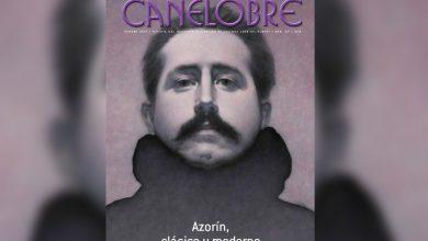 Photo of #Diputación: El nuevo Canelobre, dedicado a la doble faceta clásica y moderna de Azorín