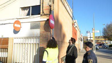 Photo of #Petrer: 90 nuevas señales de tráfico en el barrio del Guirney de Petrer
