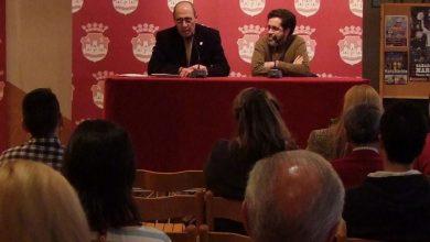 """Photo of #Aspe: Mariano Sánchez Soler presenta en el Wagner """"El pintor ciego"""""""