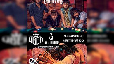 Photo of #Aspe: Cuervos y Éxipis abren la programación musical de la Sala Uber