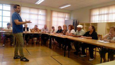 Photo of #Aspe: Vinalopó Salud forma a sus pacientes en autocuidados dentro del programa Pacient-Actiu