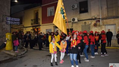 Photo of #Aspe celebra la Media Fiesta de los Moros y Cristianos