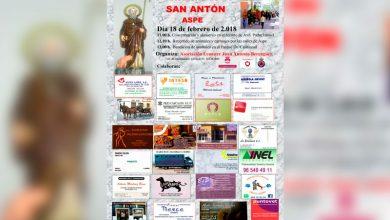 Photo of #Aspe: Aplazan la Romería de San Antón al 18 de febrero