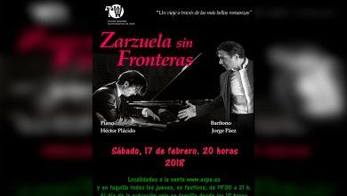 """Photo of #Aspe: Jorge Páez y Héctor Giner ofrecen """"Zarzuela sin fronteras"""""""