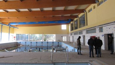 Photo of #Novelda: Un paso más para recuperar el Centro Deportivo Salud Agua