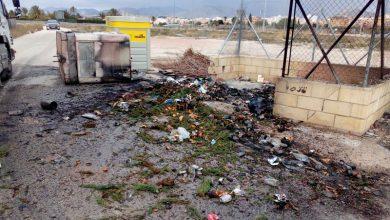 Photo of #Novelda: Prenden fuego a 36 contendores diseminados en 16 puntos diferentes