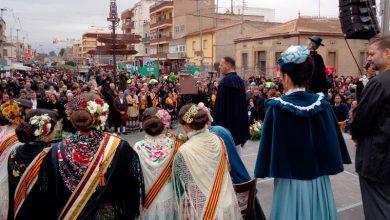 Photo of #Pinoso: La meteorología permite celebrar un maravilloso Día del Villazgo
