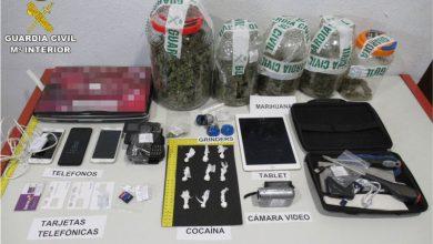 Photo of #Villena: Detienen a una mujer por vender droga en su salón de belleza