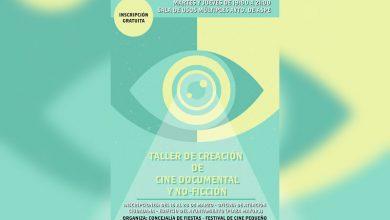 Photo of #Aspe: Fiestas y el Festival de Cine Pequeño organizan un nuevo curso de creación de cine documental