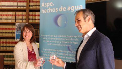 Photo of #Aspe: 700 fotografías en la exposición 'Aspe, hechos de agua'