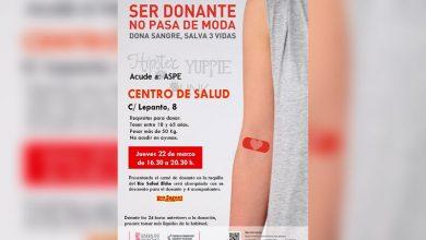 Photo of #Aspe: Nueva donación de sangre de cara a la Semana Santa