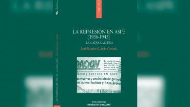Photo of #Aspe: Publican un libro sobre el caso Calpena y la posterior represión franquista en Aspe