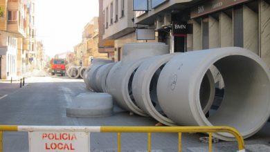 Photo of #Novelda: La canalización de las aguas pluviales llega a la Plaça del País Valencià