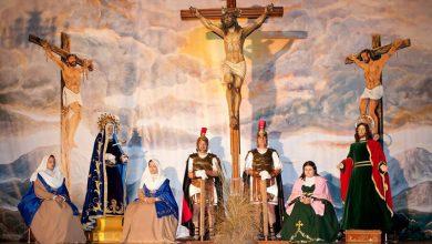 """Photo of #Aspe: Representación del auto sacramental  """"El Monte"""""""