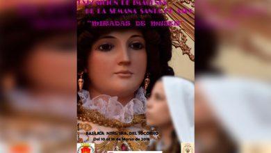 "Photo of #Aspe: ""Miradas de Mujer"", exposición de Semana Santa con cartel de Gema Carrillo"