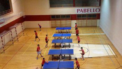 Photo of #Aspe acoge el circuito autonómico de veteranos y de iniciación de tenis de mesa