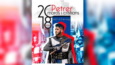 Photo of #Petrer celebra el pregón y banderas de Moros y Cristianos