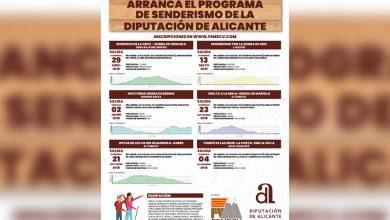 Photo of #Hondón: 'Senderismo con la Diputación' incluye una ruta por Hondón de las Nieves