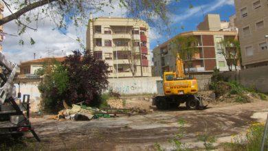 Photo of #Novelda: Arrancan las obras del futuro parque Alcalde Salvador Sánchez Arnaldos