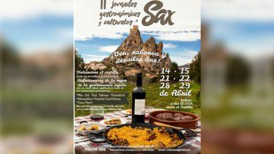 Photo of #Sax celebra las II Jornadas Gastronómicas y Culturales