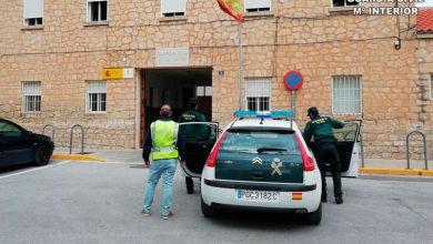 Photo of #Monforte: La Guardia Civil detiene en Monforte del Cid al autor de 6 delitos cometidos ese mismo día