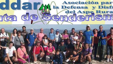 Photo of #Aspe: ADDAR visita el paraje natural de Catí