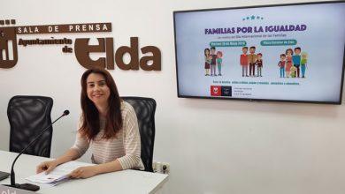 """Photo of #Elda: La Plaza Castelar acoge """"Familias por la Igualdad"""" con talleres y actividades"""
