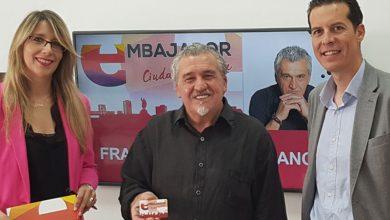 Photo of #Elda: El pastelero Francisco Torreblanca recibe el carné de Embajador de Elda