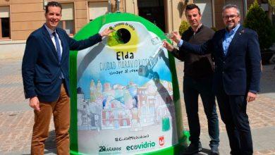 """Photo of #Elda y Ecovidrio ponen en marcha la campaña """"Ciudades Maravidriosas"""""""