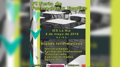 Photo of #Aspe: Juventud organiza la VI Feria de Formación y Empleo
