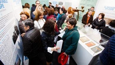 """Photo of #Aspe: Más de 1.500 visitantes a la exposición """"Aspe, Hechos de Agua"""""""