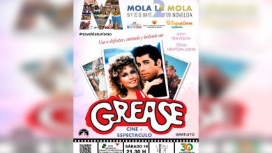 Photo of #Novelda: Grease protagoniza la noche del sábado en Mola la Mola 2