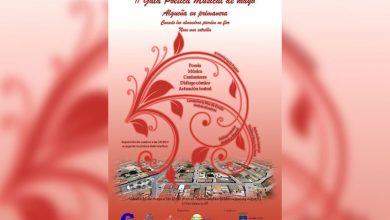 """Photo of #Algueña: II Gala Poética Musical de mayo """"Algueña en primavera"""""""