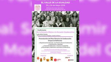 Photo of #Monforte: El Valle de la Igualdad organiza las I Jornadas de Escuela Coeducativa