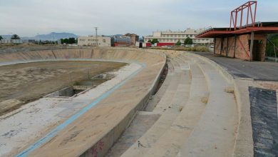Photo of #Novelda: Reactivan la finalización del velódromo después de ocho años
