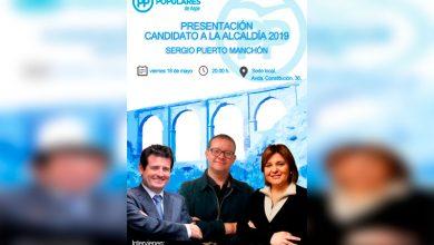 Photo of #Aspe: Bonig y Císcar respaldan a Sergio Puerto como candidato a la alcaldía