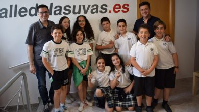 Photo of #Aspe: Escolares de Quinto y Sexto del colegio Virgen de las Nieves visitan Radio Aspe