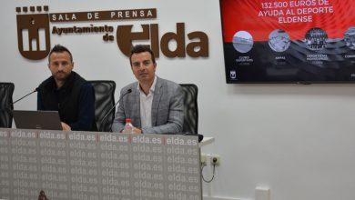 Photo of #Elda: 132.500 euros de subvenciones para ayudar al deporte eldense