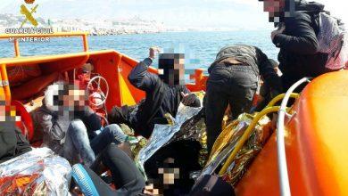 Photo of #Provincia: Rescatan una patera con 11 personas a bordo a 48 millas de las costas alicantinas