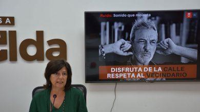 Photo of #Elda: Campaña para disminuir el ruido de las terrazas de verano