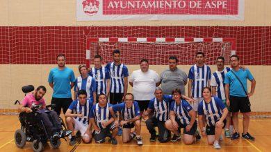 Photo of #Aspe acogió el I Campeonato Fútbol Sala+ Empleo Aspe.Disc