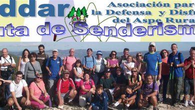Photo of #Aspe: ADDAR visita la Sierra de los Evangelistas