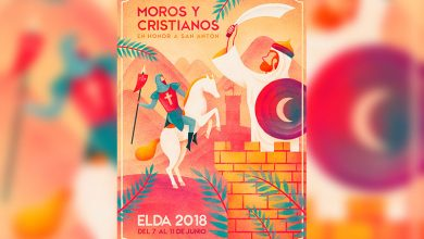 Photo of #Elda: Programa de fiestas Moros y Cristianos Elda 2018